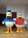 Hi fr71 Donald Duck Donald & Daisy Mascot Costume