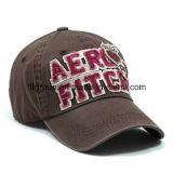 綿の刺繍の野球帽のスポーツの帽子のゴルフ帽