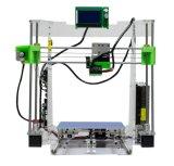 Máquina de impressão branca controlada do acrílico 3D do R&D