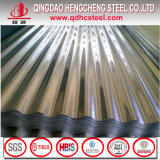 Горячий окунутый лист цинка JIS гальванизированный G3312 Corrugated стальной