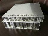10 ans de la garantie PVDF de panneaux en aluminium enduits de nid d'abeilles pour des revêtements de mur