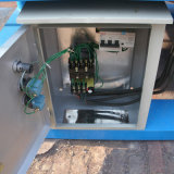 Sicherheits-und Leistungsfähigkeits-Aufbau-Maschinen-Ziegelstein-Form-Schwingung-Tisch