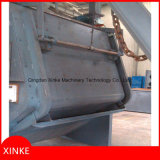 Rotating Barrel Wheel Automatic Feed Shot Blasting Machine