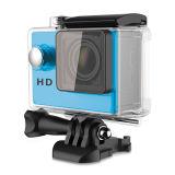 Дешевое A8 индикация 2.0 дюймов камера спорта 140 градусов широкоформатная
