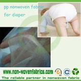 Cloth hidrófilo no tejido para pañal