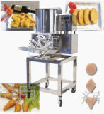 [غود قوليتي] سندويش لحم لحمة كسا بفتات الخبز آلة