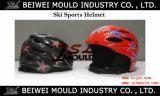 OEMのカスタム注入のプラスチックスクーターのオートバイの太字のヘルメット型