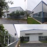 De Bouw van het Frame van het Staal van Peb voor Pakhuis, Garage en Loods