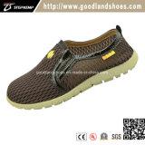 新しいデザインスリップオンの偶然靴のスポーツの靴Hf571
