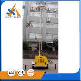 Torres ligeras portables de la fábrica de China