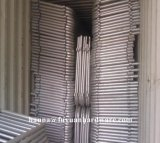 Fabrik-heißer eingetauchter galvanisierter Barrikade-Zaun
