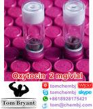 99% Peptide van de Hoogste Kwaliteit Oxytocin (2mg/vials, 10 flesjes/doos) CAS: 50-56-6