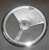 Het uit zijn evenwicht gebrachte Handwiel van het Gietijzer voor Machine