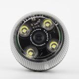Bulbo esperto do diodo emissor de luz da câmera de HD WiFi através da fiscalização do monitor do APP