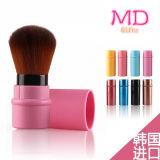 2015 Venta caliente Rosa cepillo retráctil Kabuki (HERRAMIENTA-163)