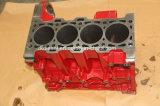 Bloco de cilindro 5261257 do motor da máquina escavadora de Cummins Isf2.8 da fonte da fábrica com ISO/Ts-16949