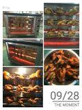 Griglia calda commerciale del Rotisserie di vendita con il prezzo poco costoso
