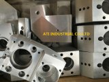 CNC Machine Shop / Produção Maquinada de alta qualidade / Forquilha de alumínio Peça de usinagem CNC / Peças de máquinas Forjamento em latão Forjagem a quente / / Peças de usinagem