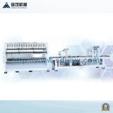 Bloco da maquinaria/cavidade de construção que faz a máquina