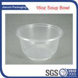 カスタマイズされた明確で使い捨て可能なスープまたはゆで団子ボール