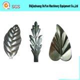 ゲートの塀の装飾的な錬鉄のコンポーネントのための鋳鉄の葉