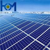 China Fabricante de 3,2mm baixa o vidro do painel solar de ferro