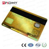 Cartão Smart Card RFID de PVC com fita magnética