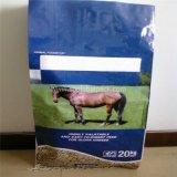 sac tissé par pp à l'alimentation des animaux 25kg