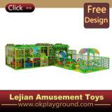 CE Terrain de jeux intérieur commercial de l'équipement de terrain de jeu (ST1401-5)