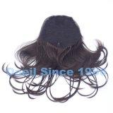 Pedazo africano del pelo del estilo con las trenzas