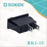 Soken Rk1-15 1x1n interrupteur à bascule de lentille sur off