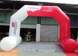 Il rivestimento Arche gonfiabile con lo sport esterno della pubblicità incurva il portello (AC-017)