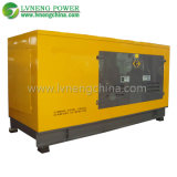 Lvneng bewegliche Energien-Dieselgenerator mit leisem Kabinendach