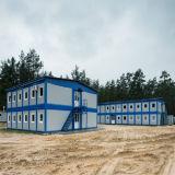 Escuelas prefabricadas de acero con la certificación del Ce