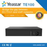 PriポートIsdn VoIPのゲートウェイE1/T1/J1 VoIPのゲートウェイ(NeoGate TE100)