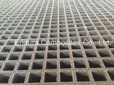 GRP/FRP que raspa o Grating moldado Gratings/FRP de FRP/GRP Decrotive/resistência Anti-UV/anticorrosiva/de grande resistência/peso leve/incêndio