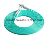 LC-LC mm Om3 50/125 광섬유 Patchcord