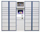 7/24 di ora assume l'armadio intelligente Z2 di consegna del pacchetto