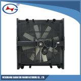 12m33D1210e200-1: Radiador de aluminio del agua para el motor diesel
