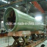 Precio más bajo de alimentación de la fábrica de alta calidad del tubo de plástico reforzado con fibra