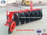 Charrue à disques de rizière de liaison de l'agriculture 3-Point fabriquée en Chine