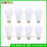 El suministro directo de fábrica 12W Bombilla LED para el hogar con la aprobación RoHS CE
