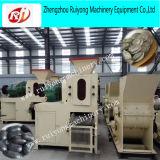 Machine à briqueterie haute pression à haute efficacité / Machine à presse à granulés à charbon