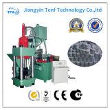 Bloco high-density da sucata Y83-3150 que faz a máquina do carvão amassado