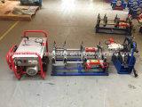 machine de soudure de pipe de polyéthylène de 40-160mm