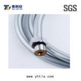 Mangueira de chuveiro flexível em aço inoxidável de PVC (L1015-S)