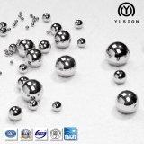 Sfera per cuscinetti di prezzi di fabbrica della sfera dell'acciaio al cromo AISI52100