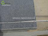 Mattonelle di pavimentazione antisdrucciolevoli Sandblasted calcare blu naturale del rivestimento murale delle mattonelle del pavimento non tappezzato della parete