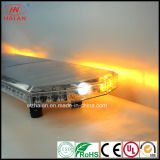 Public Safety Clear Dome LED Lightbar Ambulance Fire Engine Police Car Lightbar를 위한 차량