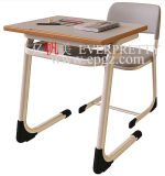 インドHot Sale School Furniture Student DeskおよびChair